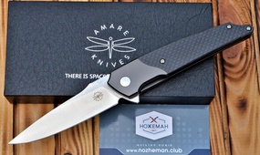 Нож Amare Knives Pocket Peak folder