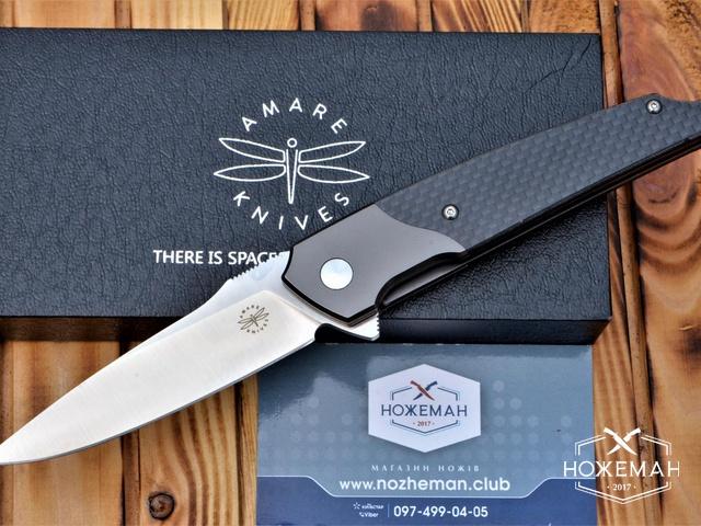 Нож Amare Knives Pocket Peak folder