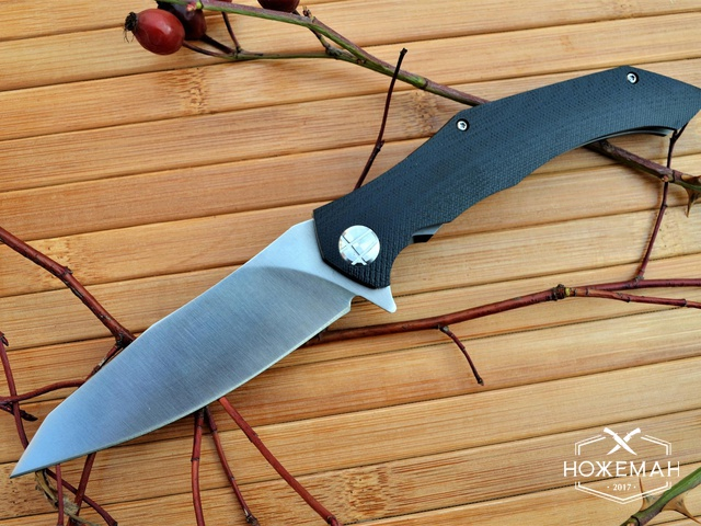 Нож Асимметричный