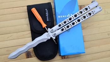 Нож бабочка Benchmade 49-03