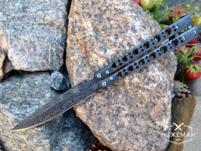 Нож бабочка Benchmade 62