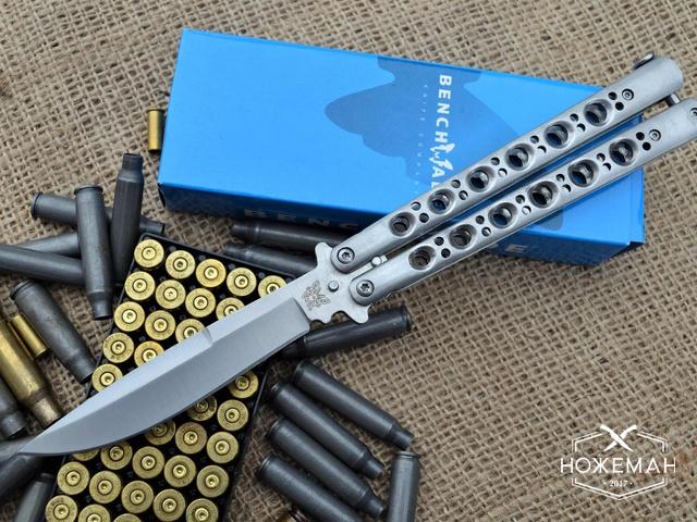 Нож бабочка Benchmade BM42