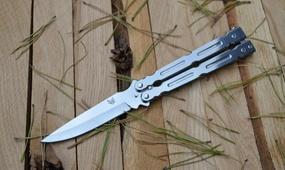Нож бабочка Benchmade Mirror