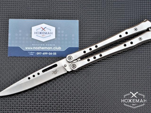 Нож бабочка Benchmade Spike