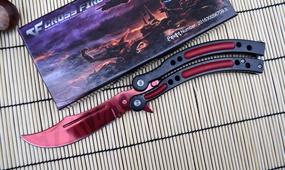 Нож бабочка CS GO