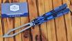 Нож бабочка на подшипниках Flytanium Zenith Trainer Blade