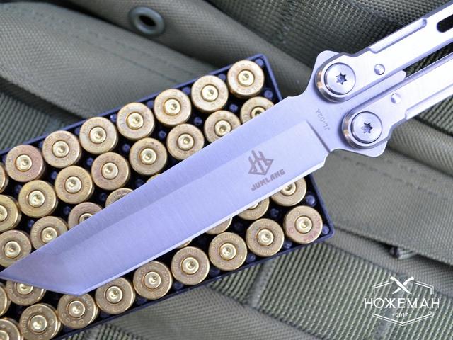 Нож бабочка Junlang JL-02A