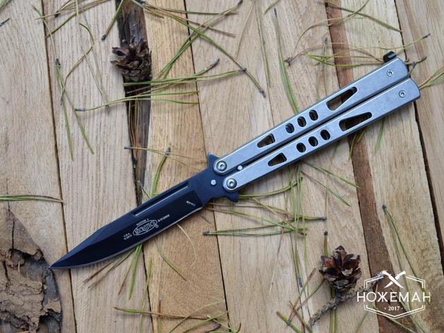 Нож бабочка Microtech Tachyon II