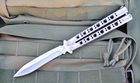 Нож бабочка The One BM41