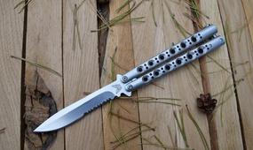 Нож бабочка The One BM42S