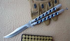 Нож бабочка The One BM43