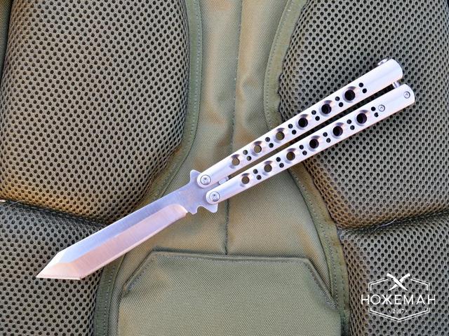 Нож бабочка The One BM47