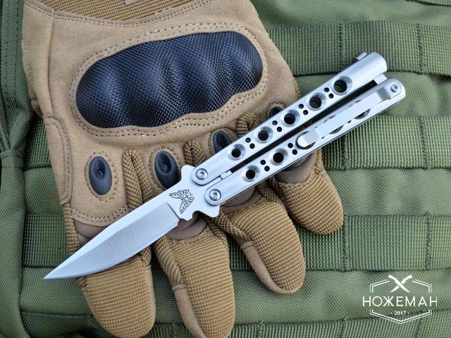 Нож бабочка The One 31