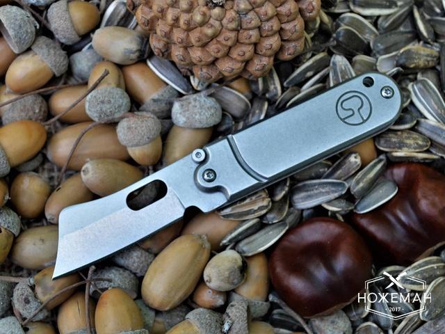 Нож Bean Folders Сергей Панченко