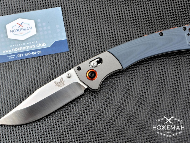 Нож Benchmade Crooked River 15080-1 G10