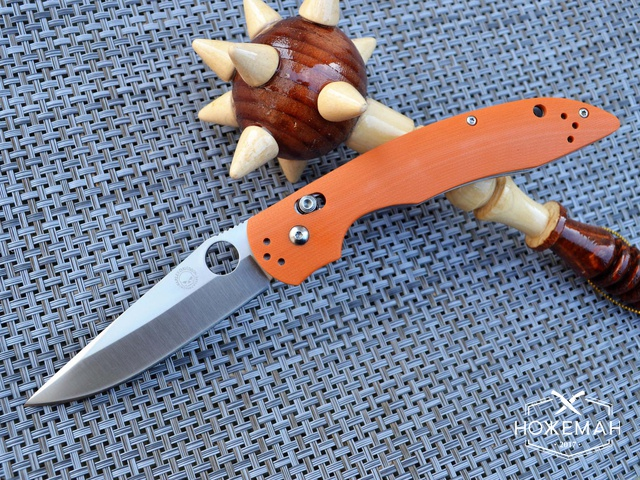 Нож Benchmade Harley orange