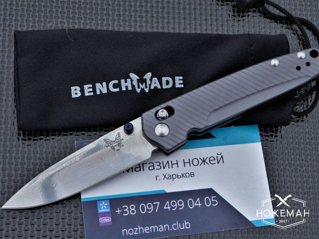 Нож Benchmade Valet Gold Class