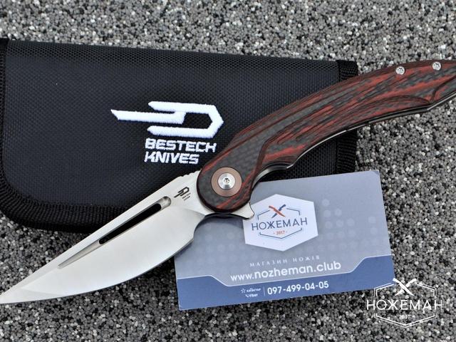 Нож Bestech Irida
