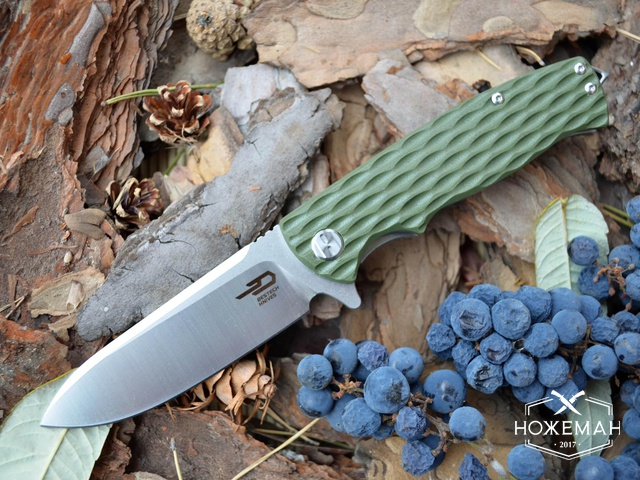 Нож Bestech Knives Grampus BG02B