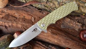 Нож Bestech Knives Grampus desert