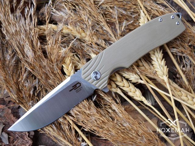 Нож Bestech Knives Lion biege