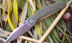 Нож Bestech Knives Warwolf BG04B