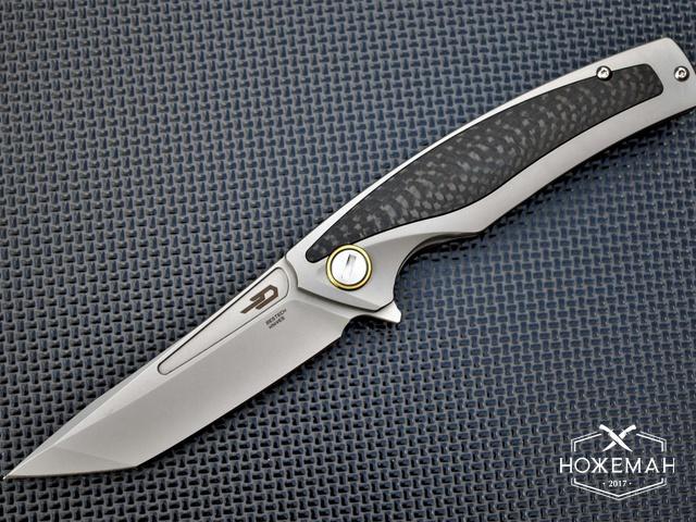 Нож Bestech Predator