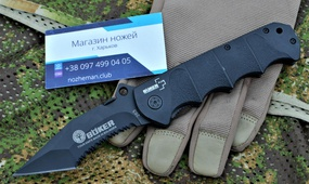 Нож Boker Plus Jim Wagner Reality Based