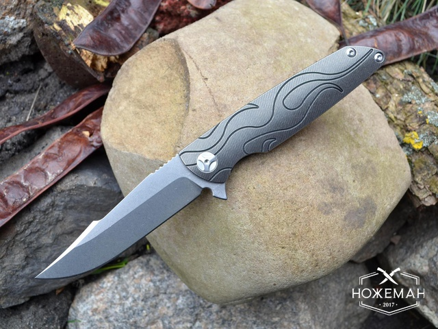 Нож Brian Nadeau Typhoon