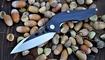 Нож Brous Blades Isham Raven Flipper