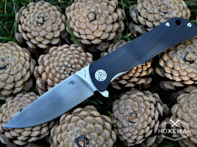 Нож CH Outdoor CH3001 G10
