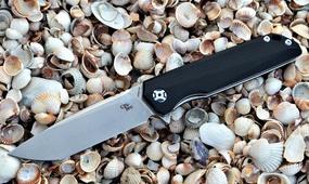 Нож CH Outdoor CH3507 G10 Black