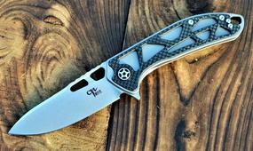 Нож CH Outdoor CH3509 Титан
