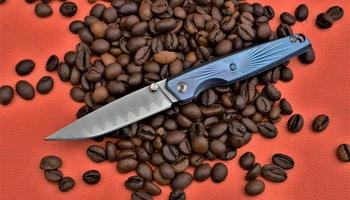 Нож CH Outdoor дамаск