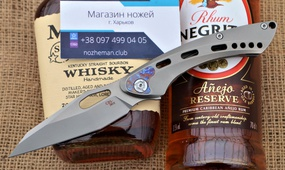 Нож CH Outdoor Marshal