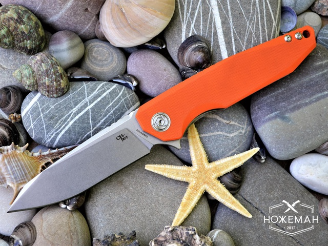 Нож CH Outdoor CH3004 G10