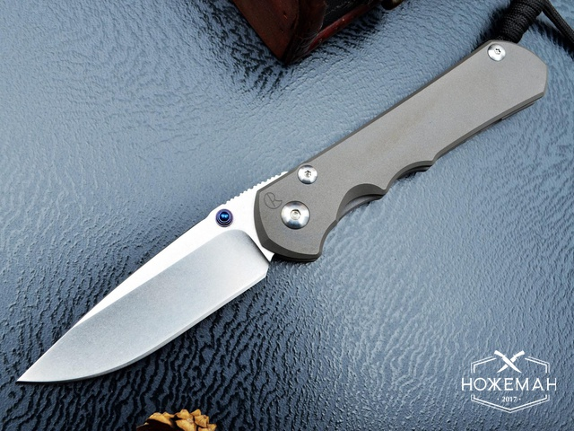Нож Chris Reeve Large Sebenza 25