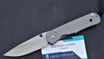 Нож Chris Reeve Large Sebenza