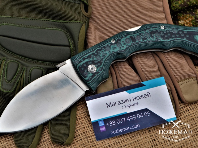 Нож Cold Steel Colossus 1