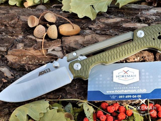 Нож Cold Steel Demko AD-15 Scorpion Lock