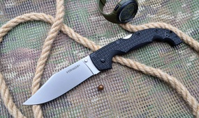Нож Cold Steel Voyager XL Clip Point Plain