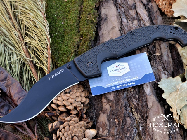 Нож Cold Steel Voyager XL Vaquero