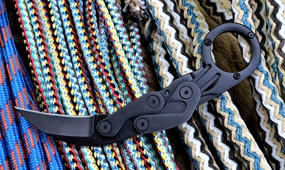 Нож CRKT Provoke Kinematic Morphing Karambit