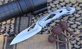 Нож Десептикон 2 white