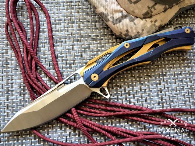Нож Десептикон-1 Алексей (Рататуй) Коныгин