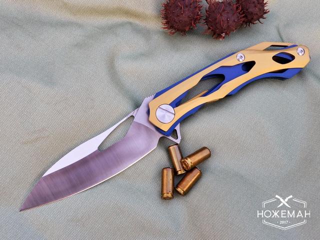 Нож Десептикон ver.2