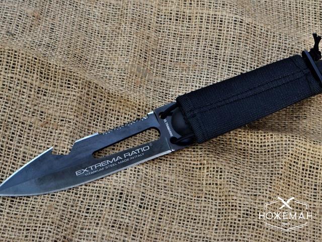 Нож для дайвинга Extrema Ratio Ultramarine