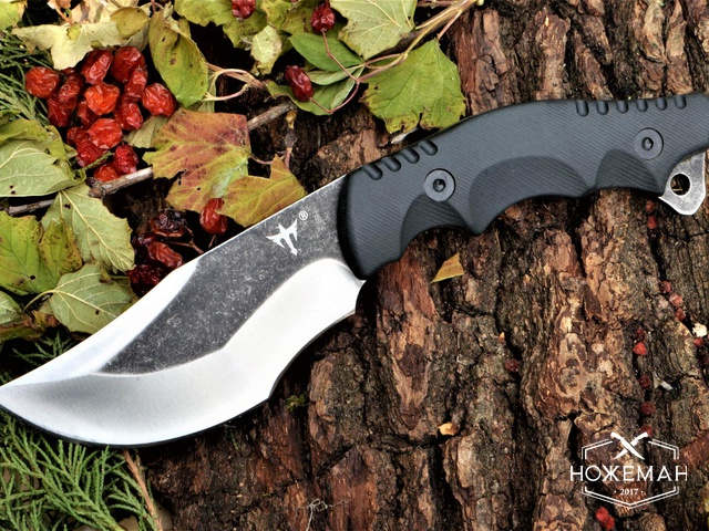 Нож Wolverine Knives Wild