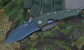 Нож Lion Knives реплика Dwaine Carrillo M250 Cobra M5
