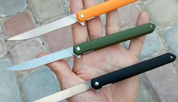 Нож Fisherman Slim G10 Flipper TC027